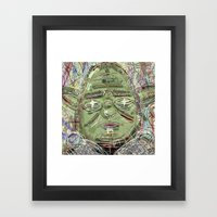 04 Framed Art Print