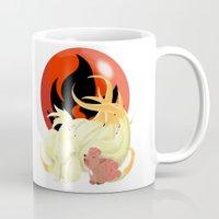 Of Many Tails Mug
