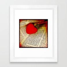 1 Corinthians 13:4  Framed Art Print