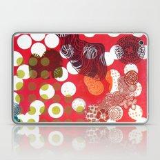 Polka-Dot Laptop & iPad Skin