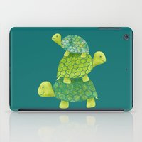 Turtle Stack iPad Case