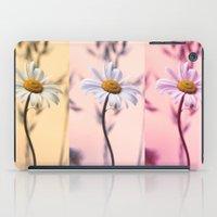 Trio Daisies iPad Case
