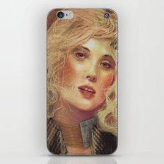 klimt iPhone & iPod Skin