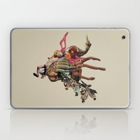 night shifting shadows Laptop & iPad Skin