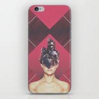 dark crystal princess  iPhone & iPod Skin