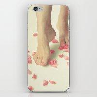 Tiptoe iPhone & iPod Skin