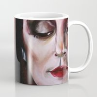 Morticia Addams Mug