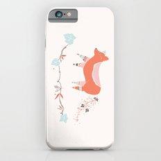 fox & grapes iPhone 6 Slim Case