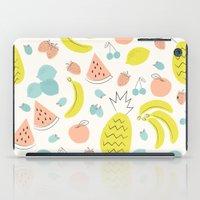 Fruity iPad Case