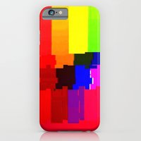 iPhone & iPod Case featuring Melt by allan redd