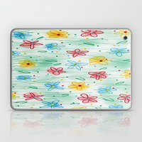 Spring is right here Laptop & iPad Skin