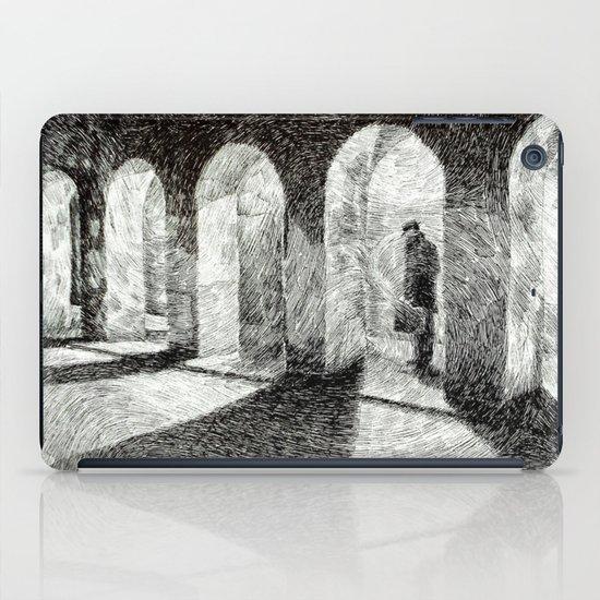Fingerprint - Arcades iPad Case