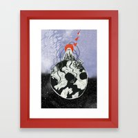 zoiz Framed Art Print