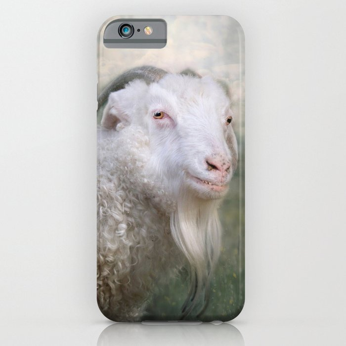 Old Goat! iPhone u0026 iPod Case by Pauline Fowler ( Polly470 ) : Society6