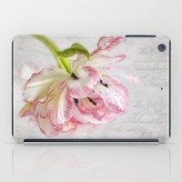 Vintage Tulip iPad Case