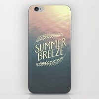 Summer Breeze II iPhone & iPod Skin