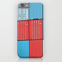 iPhone & iPod Case featuring Import / Export by Tristan Tait