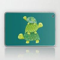 Turtle Stack Laptop & iPad Skin