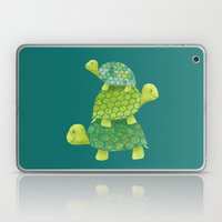 Turtle Stack Laptop & iPad Skin