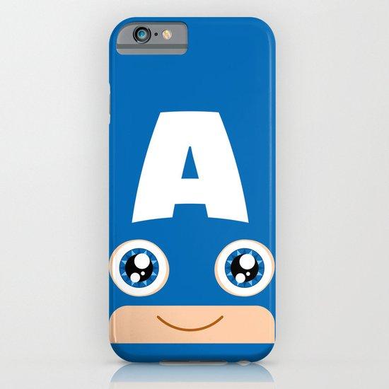 Adorable Captain iPhone & iPod Case