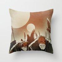 Fallen: II. Throw Pillow