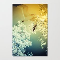 Connections. Canvas Print
