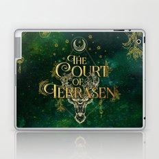 The Court of Terrasen  Laptop & iPad Skin