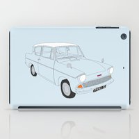 Weasley's Flying Ford An… iPad Case