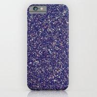 Black Sand III (Rose) iPhone 6 Slim Case