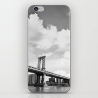 Vanishing Point iPhone & iPod Skin