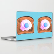 Great Start To The Day Laptop & iPad Skin