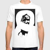 Serigne Touba Mens Fitted Tee White SMALL