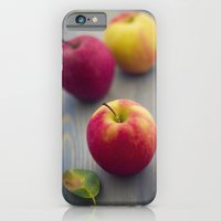 iPhone & iPod Case featuring Apples by Xaomena