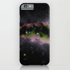 Pink and Green Stardust Slim Case iPhone 6s