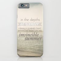 Invincible Summer iPhone 6 Slim Case