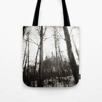 { Prince's Palace } Tote Bag