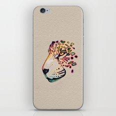 Fractal Jaguar iPhone & iPod Skin