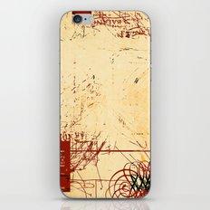 balance 20 iPhone & iPod Skin