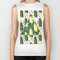 Marching in style Biker Tank