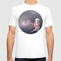 Still Waiting For Someth… Mens Fitted Tee White SMALL