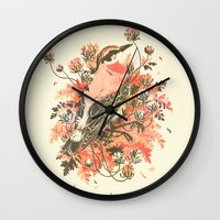 New Graves Wall Clock