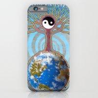 iPhone & iPod Case featuring Balanced Earth by Joel Harris Studio