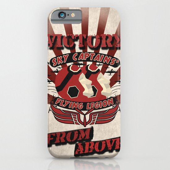 Flying Legion iPhone & iPod Case
