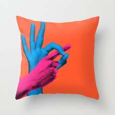 What I Need Throw Pillow