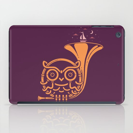 Sunset Melody iPad Case