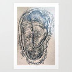Macrodactyly - II Art Print