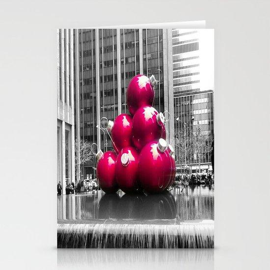 christmas Stationery Card