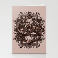 Life Is A NeverEnding Story Stationery Cards