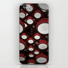 Light the Drums iPhone & iPod Skin