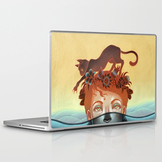 Dinner for Two Laptop & iPad Skin